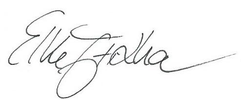 Unterschrift Inhaber